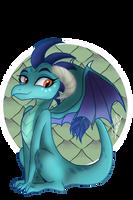 I like friendship things- Dragon lord Ember by SweetKllrVane