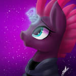 Hope and sparks- Tempest shadow fanart