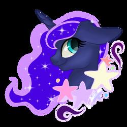 Princess Luna sticker