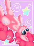 pinkie pie wallpaper fanart