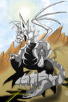 Digimon Hyper Virus - Skullshadramon