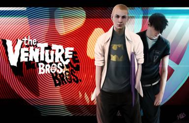 The Venture Bros by KymeraKirsty