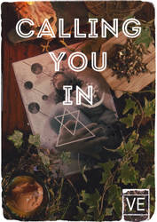 Calling you in Poster 2