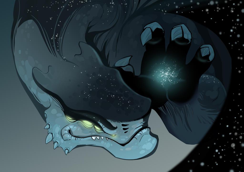 Space dragon concept2 by SHADE-ShyPervert on DeviantArt