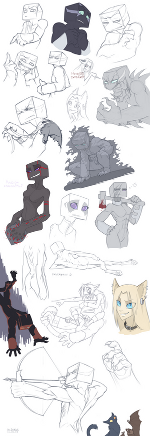 Sketches and more