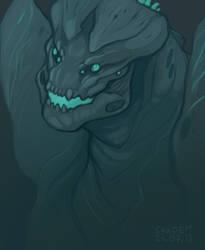 Kaiju by SHADE-ShyPervert