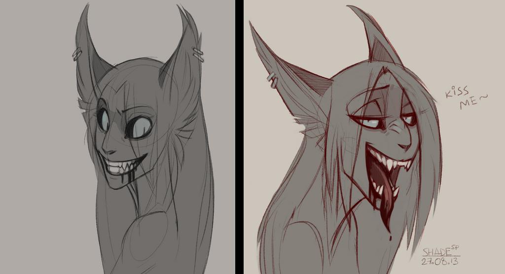 Creepy by SHADE-ShyPervert