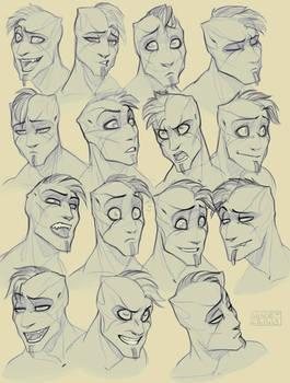 Expression practice - Shaden