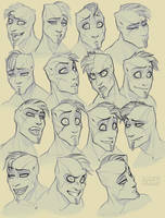 Expression practice - Shaden