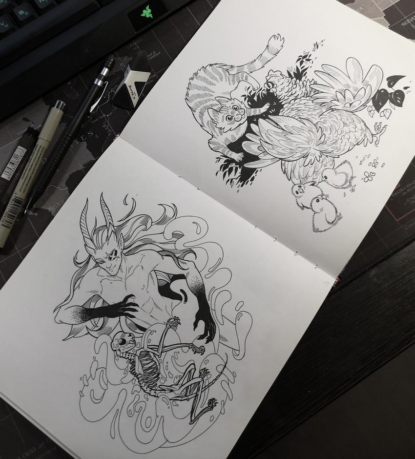 Ink by SHADE-ShyPervert