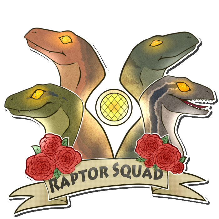 Clever Girl Raptor: Clever Girls -Raptor Squad- By Spixxen On DeviantArt