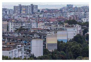 Varna Skyline by 3rik