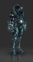 Space-suit concept