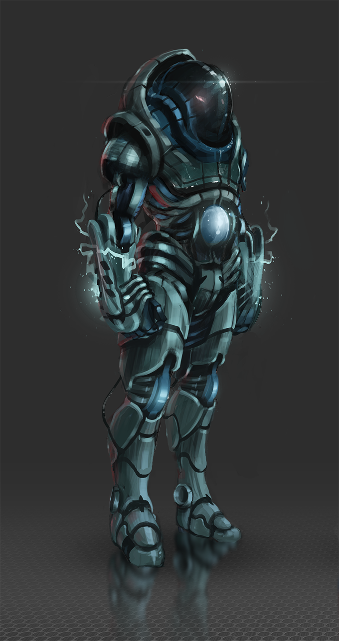 Space-suit concept by Skunzful on DeviantArt