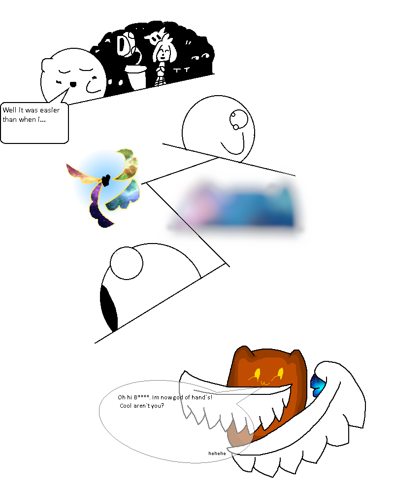 Magolor did it? by PikachuDM