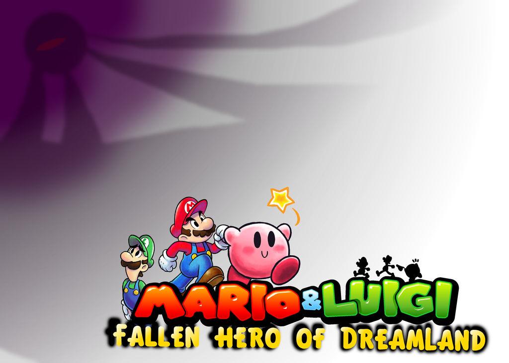 Mario RPG Fallen hero of Dreamland