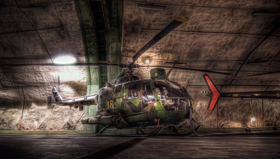 Helikopter 9 - HD wallpaper by JanneO