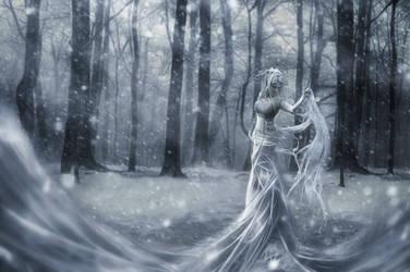 Lady De Winter by JanneO