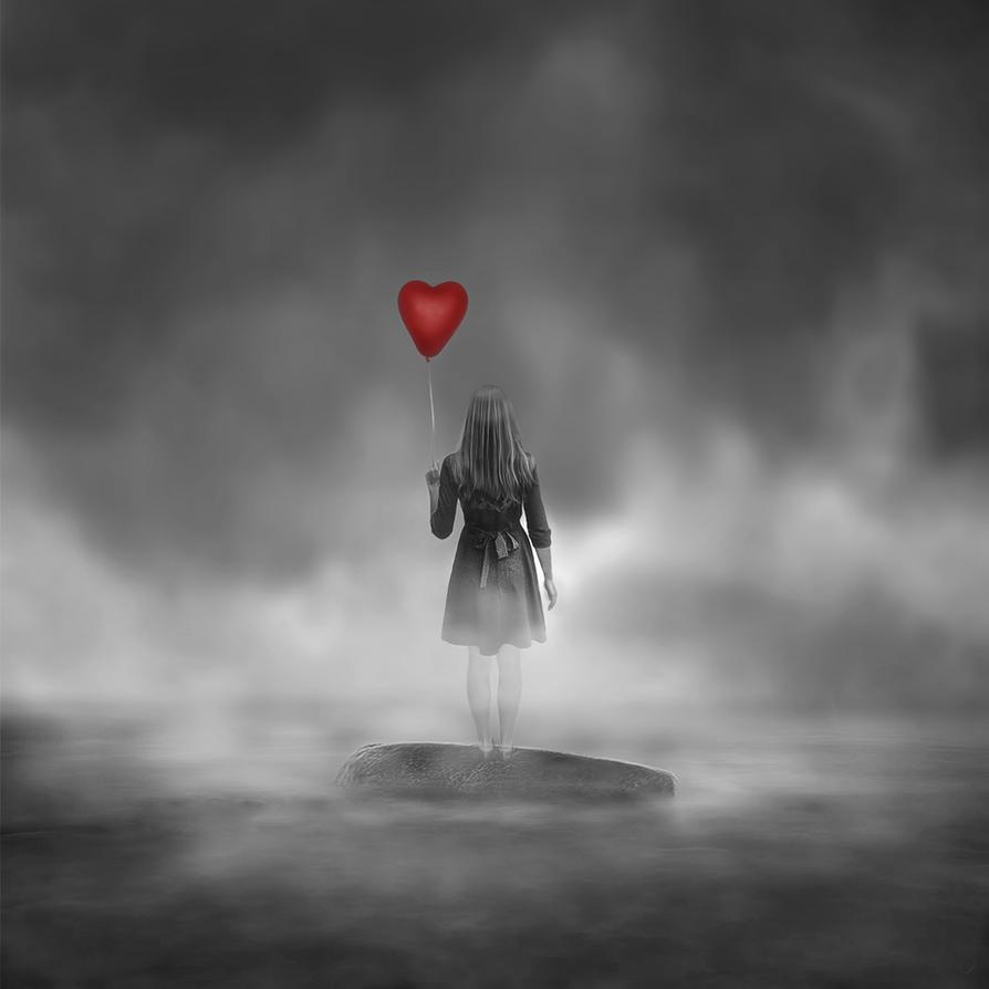 Heavier the heart by JanneO