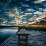 Summernight Blues by JanneO