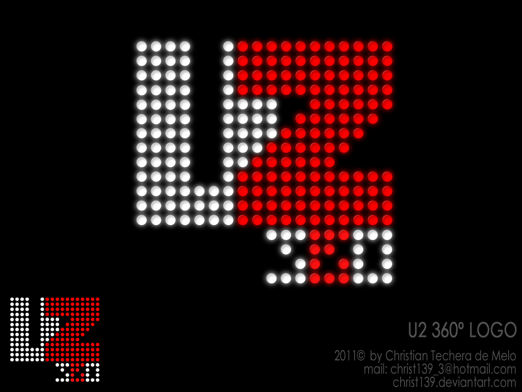 U2 logo by christ139
