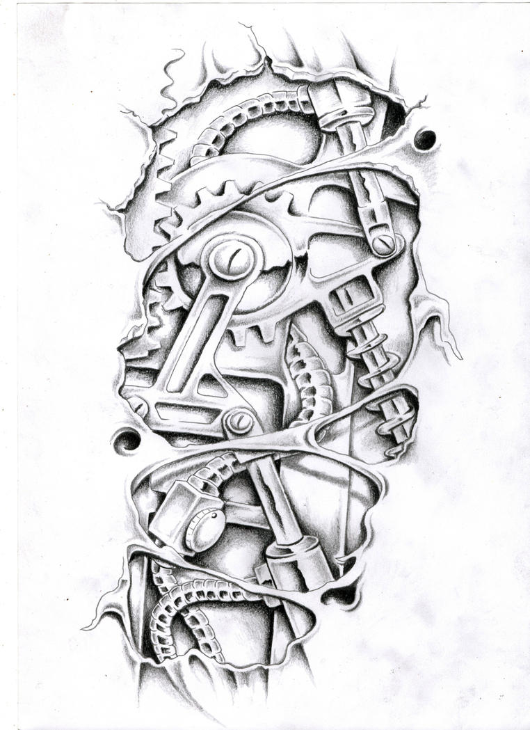 Image result for mechanical sketches