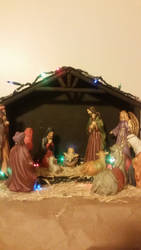 Nativity set 2 by dragonfury678