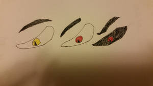 Frightmare's eyes