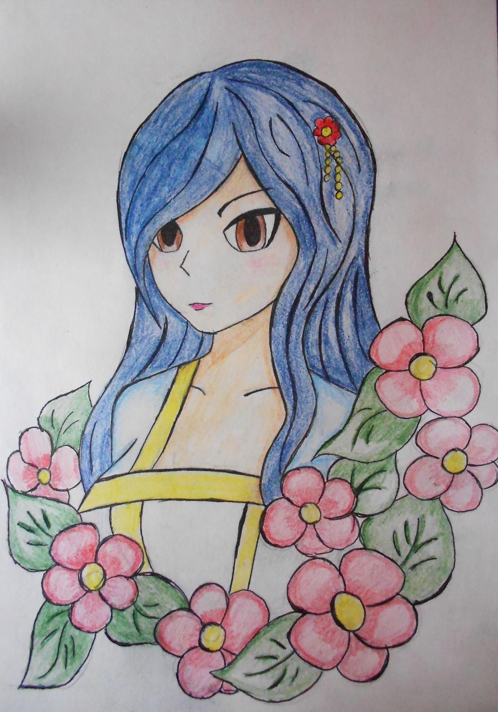 {UTAU}  Aria Hiroshi by DaryaShion