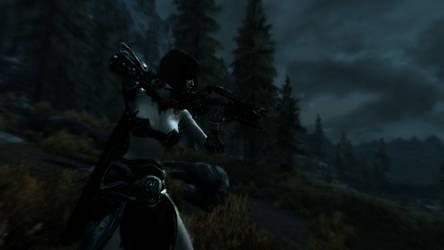 Aleta hunting by mattfire
