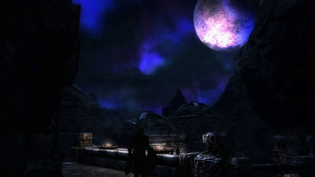 Nights in Markarth by mattfire