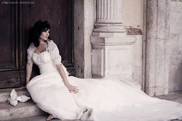 A bride to be by hopesdream