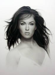 Megan Fox by pankovroma