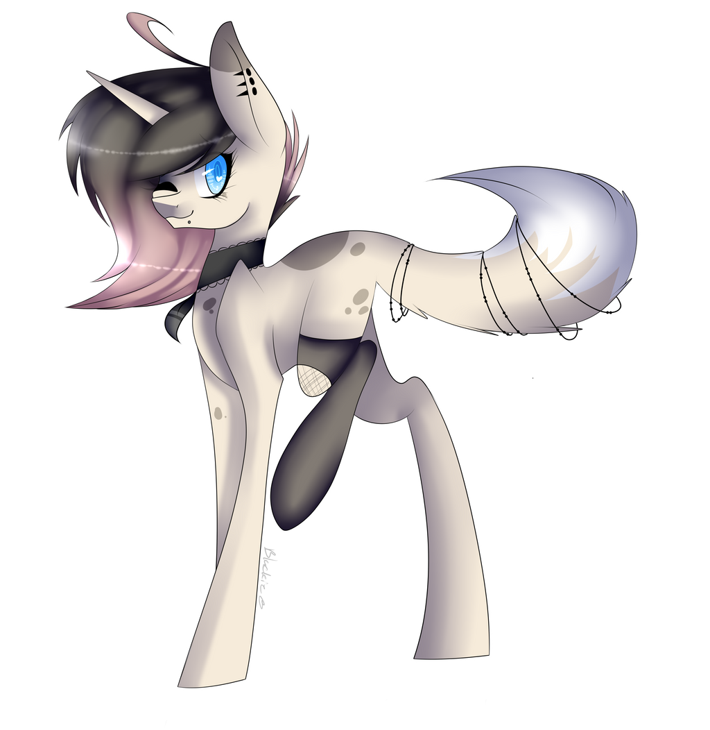 [G] A lovely person by BlackLightPonni