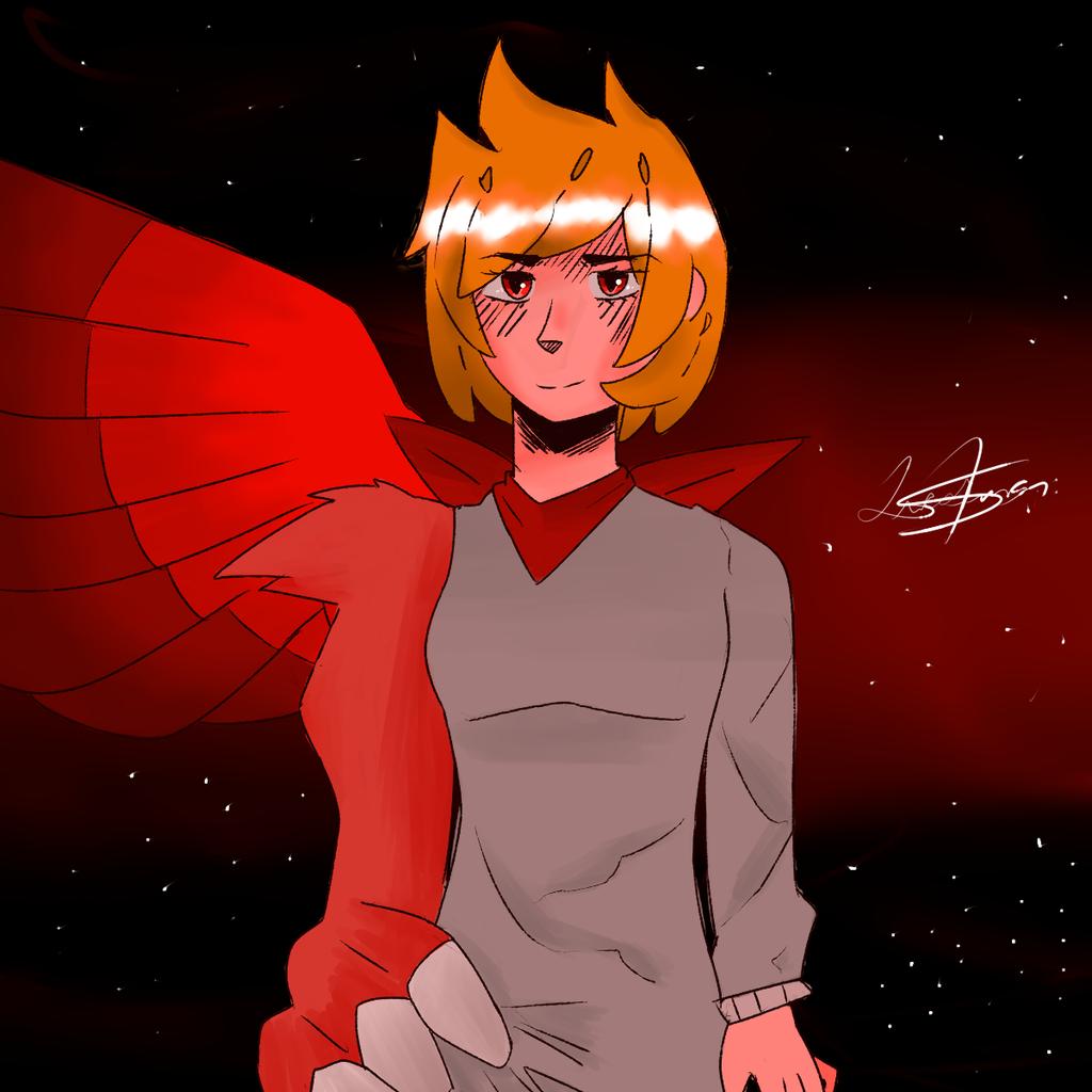 Andromeda, my new oc by LoskaNumbNutsG4