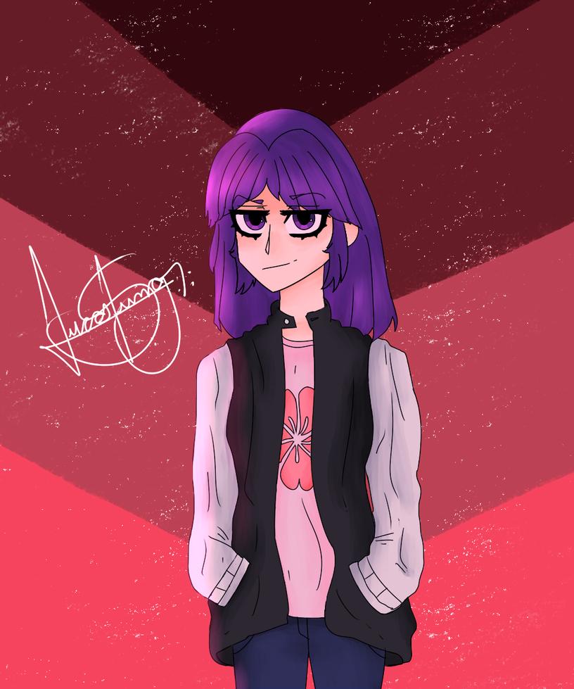 Random Fanart: Claire Sakura (Macross 82-99) by LoskaNumbNutsG4