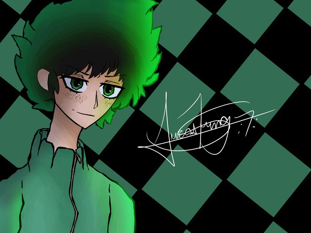 Boku no Hero Fanart: Midoriya Izuku by LoskaNumbNutsG4