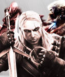 The Witcher by JoaoRafael