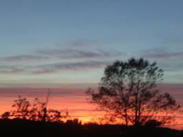 october sunsets 16 by BlueIvyViolet