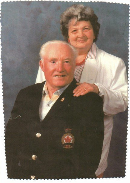 my grandparents by BlueIvyViolet