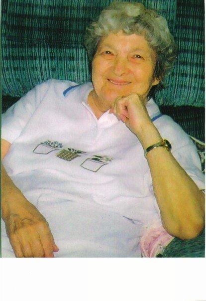 my loving grandmother by BlueIvyViolet