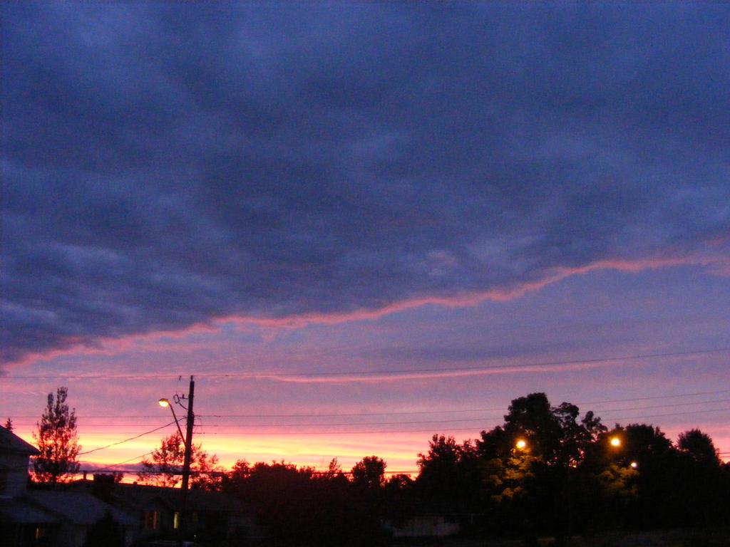 summer sunset 2014 by BlueIvyViolet