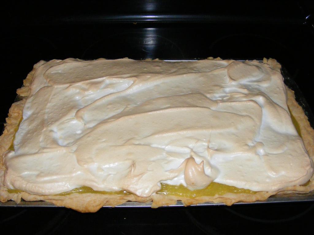 my son's birthday pie by BlueIvyViolet