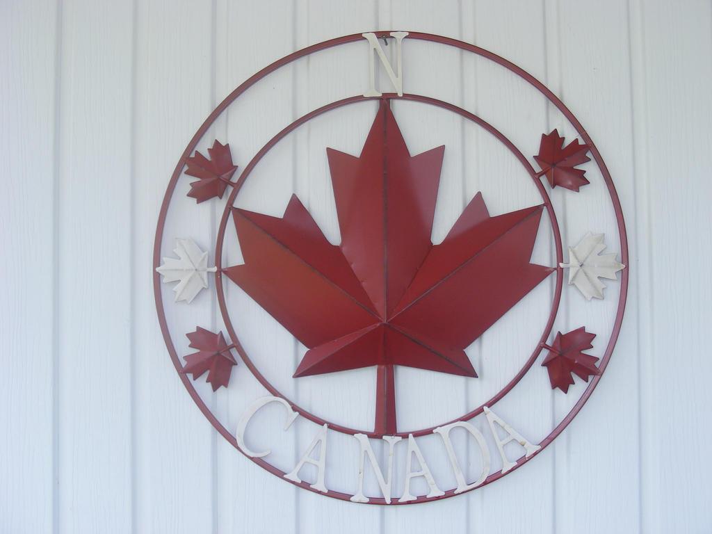 Happy Birthday Canada by BlueIvyViolet