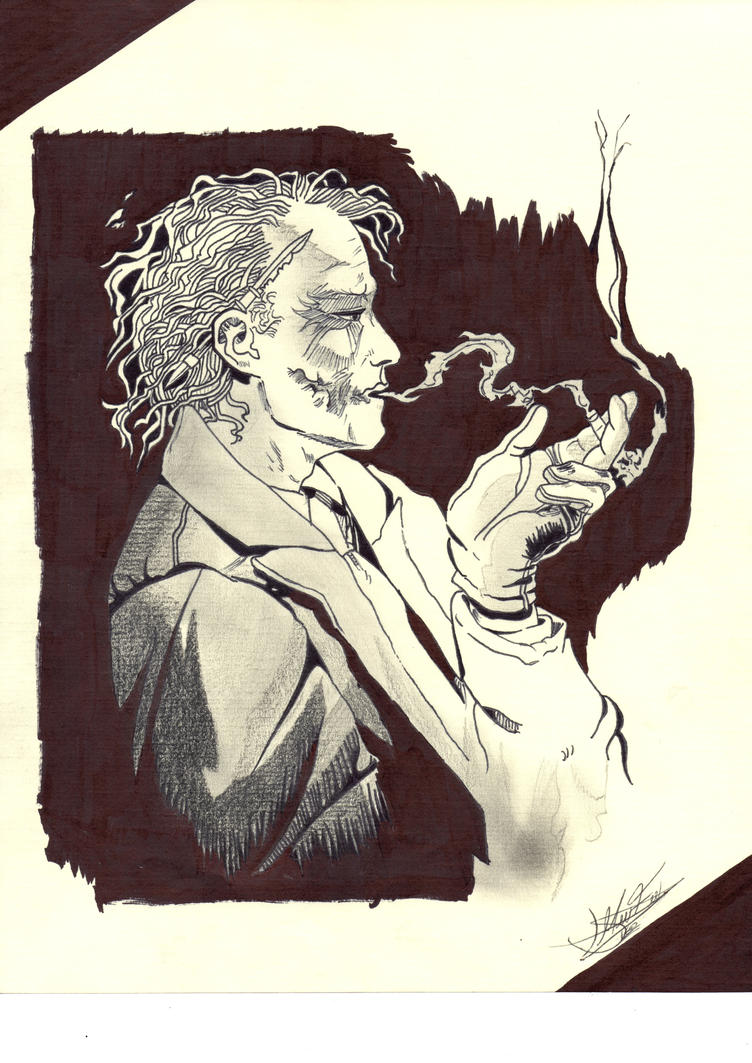 Joker by DanteVathek