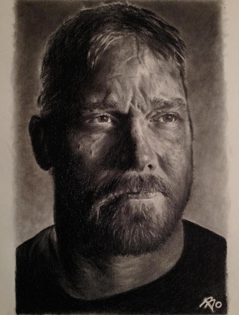 Chris Kyle, American Sniper by browens13