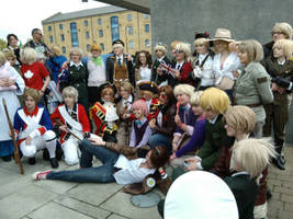 London Hetalia Meet - USUK
