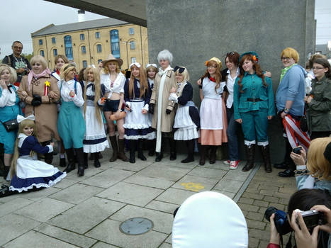 London Hetalia Meet - Cold War
