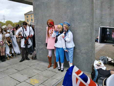 London Hetalia Meet - Micronations!