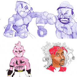 Latest drawings